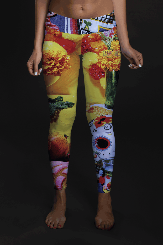 Cazadores High-Rise Full Length Leggings