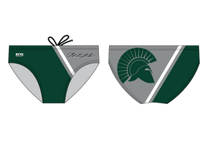 De La Salle Custom Men's Water Polo Brief