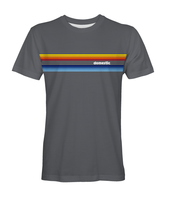 Domestic Bikes Men's Tech Tee