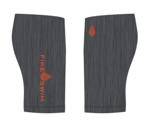 Fike Custom Orange Men's Jammer