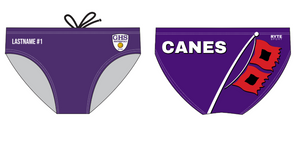 Gainesville High School 2020 Custom Men's Swim & Water Polo Brief