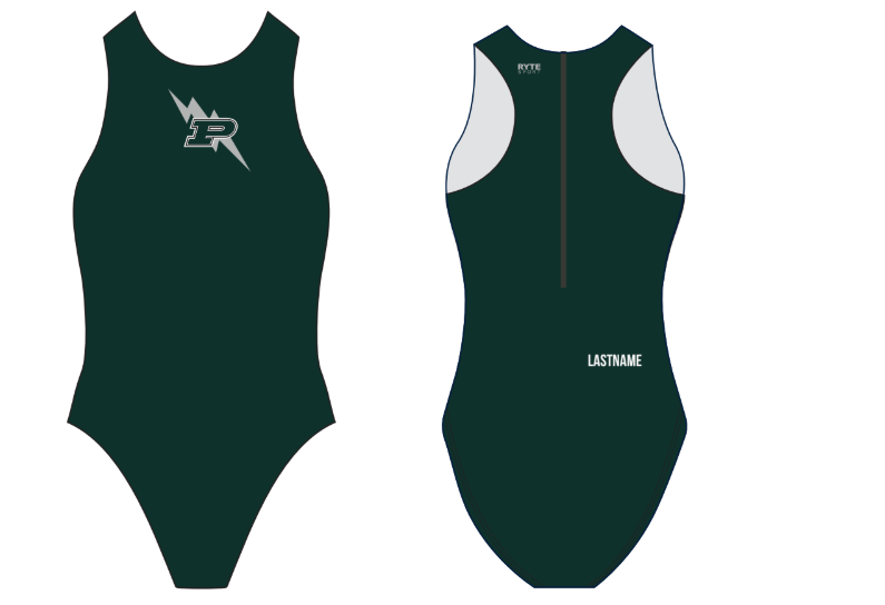 Poway High School Junior Varsity Girls Water Polo Suit