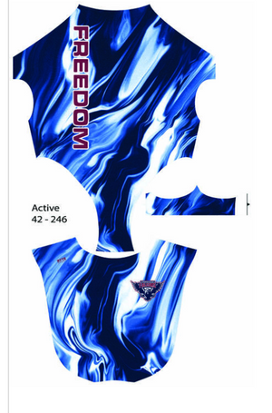 Freedom High School 2019 Active Back