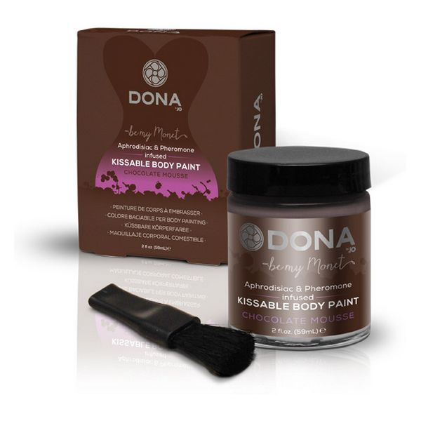 Body Paint Chocolate Mousse 60 ml Dona 5710