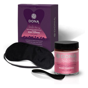 Body Topping Lollipop 60 ml Dona 5888