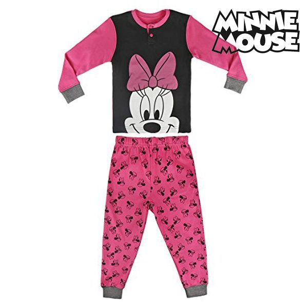 Children's Pyjama Minnie Mouse 4793 (size 7 years)