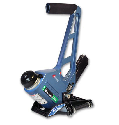 PRIMATECH Q550ACR 18ga Combo Adjustable Flooring Nailer and Stapler