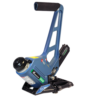 PRIMATECH Q550ALR 18ga Adjustable Flooring Nailer