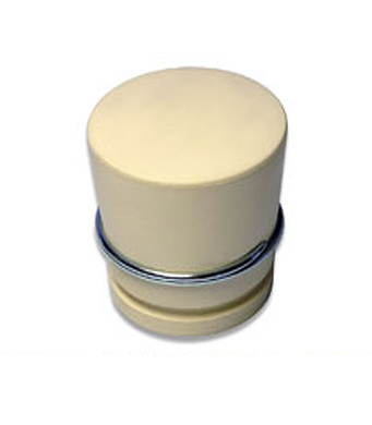 PRIMATECH H084 Non Marring White Rubber Mallet Cap