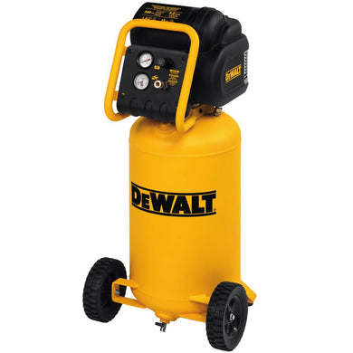 DEWALT D55168 1.6 HP Continuous, 200 PSI, 15 Gallon Workshop Compressor (Refurbished)