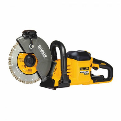 DEWALT FLEXVOLT® Cordless Brushless 9 in. Cut-Off Quick Cut Concrete Saw