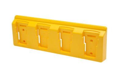48TOOLS DeWalt 18V & 20V 4-Unit Battery Holder