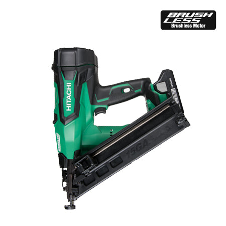 Hitachi Nt1865dma 2 1 2 Quot 18v Cordless 15ga Angled Finish