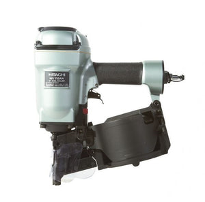 "HITACHI NV75AN 3"" Coil Siding/Framing Nailer (Refurbished)"