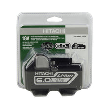 HITACHI BSL1860 338-890 6.0 Ah 18V Li-ion Battery