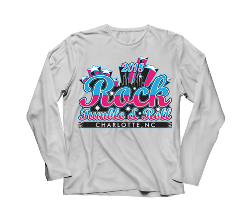 Rock, Tumble, Roll Official Event LONG SLEEVE Shirt