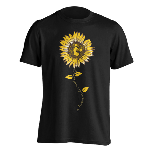 Sunflower Cheer T-Shirt