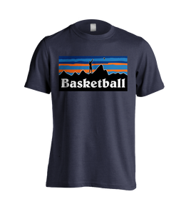 Basketball Landscape T-Shirt
