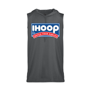 iHoop Dry-Fit Sleeveless Hood Tee