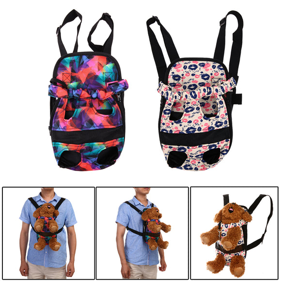 Pet Dog Carrier Travel Dog Backpack Shoulder Carrier Bag for Small Dogs Puppy Pet Products Dog Accessories