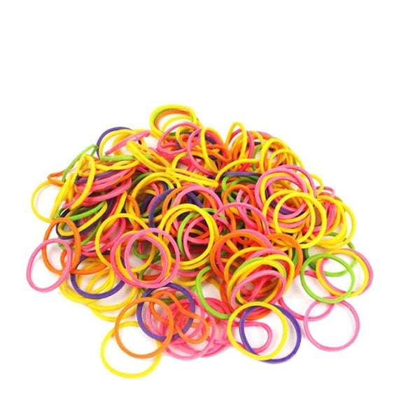 Pet Care Colorful Rubber Bands