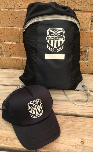 XMAS SALE BUNDLE Back-Pack and Cap OR Visor