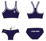 2018-19 Swimmers - Girls 2-piece (FINZ)