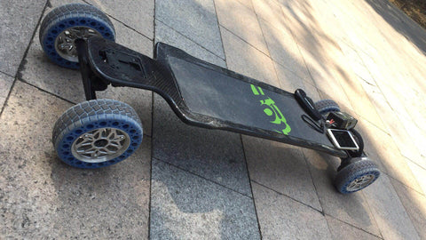 2019 New Electric Skateboard Carbon Fiber AT / Pro-Order