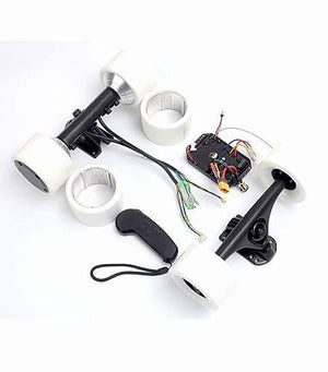 Dual Hub Motor Electric Skateboard Kit
