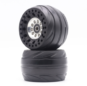 StormEsk8 - 4/PACK LS2Y All-Terrain Rubber Wheel 105mmX66mm, 60A Durometer