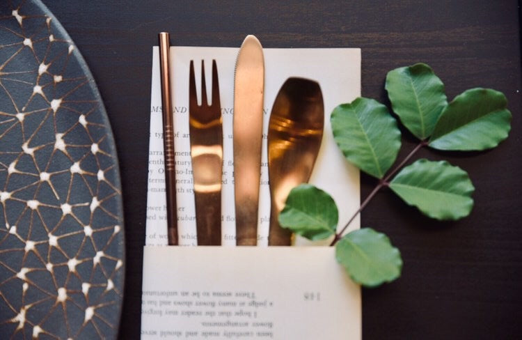 TULZ TO REDUCE | Reusable Cutlery Set