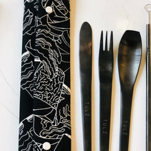 Load image into Gallery viewer, Reusable Cutlery Set