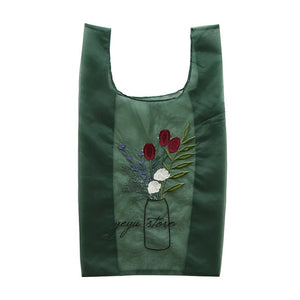 The Cutest Reusable Shopping Bag