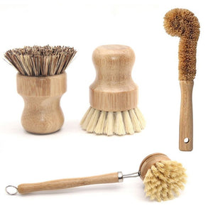 The Plastic Free Brush Set