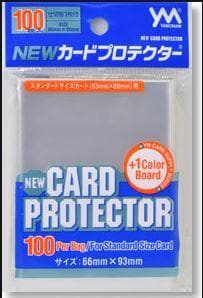 Yanoman New Card Protector (Card Supplies)