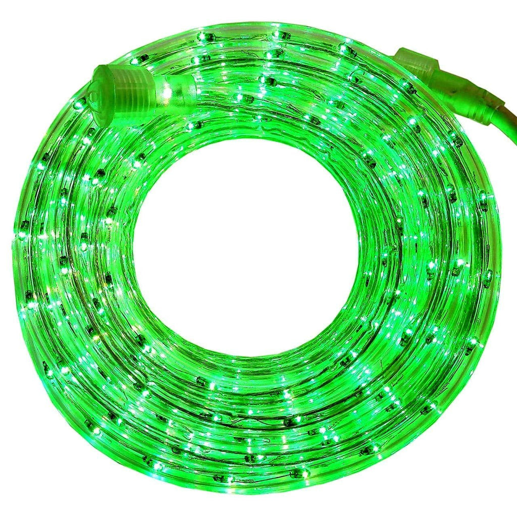 Green 18 Feet Blue Rope Light for Indoor and Outdoor use