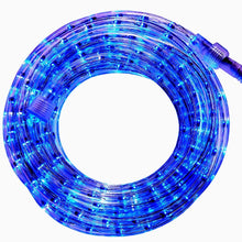 Load image into Gallery viewer, Blue 18 Feet Blue Rope Light for Indoor and Outdoor use
