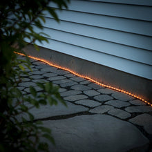 Load image into Gallery viewer, Clear 18 Feet Blue Rope Light for Indoor and Outdoor use