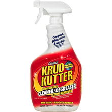 Load image into Gallery viewer, KRUD KUTTER KK32/2 Original Concentrated Cleaner/Degreaser, 32-Ounce, 2-Pack