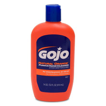 Load image into Gallery viewer, Gojo 957 Natural Orange Pumice Hand Cleaner - 14 oz.