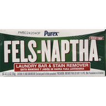 Load image into Gallery viewer, Dial Corp. 04303 Fels-Naptha Laundry Bar Soap (Pack of 4)