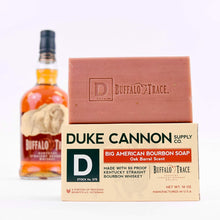 Load image into Gallery viewer, Duke Cannon Big American Bourbon Soap, 10oz.