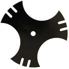 Load image into Gallery viewer, OEM-781-0748 MTD Edger Blade 9-Inch 3 Sided Star