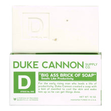 Load image into Gallery viewer, Duke Cannon Men's Big Brick of Soap Set - Productivity, Naval Supremacy, Victory