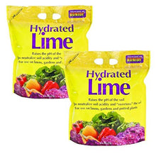 Load image into Gallery viewer, Bonide Chemical Number-5 Hydrated Lime for Soil - 5 Pounds 2 Pack