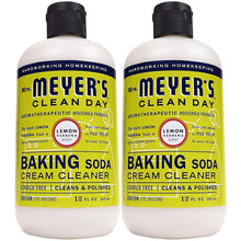 Load image into Gallery viewer, Mrs. Meyer's Clean Day Cream Cleanser - 12 oz - Lemon Verbena - 2 pk