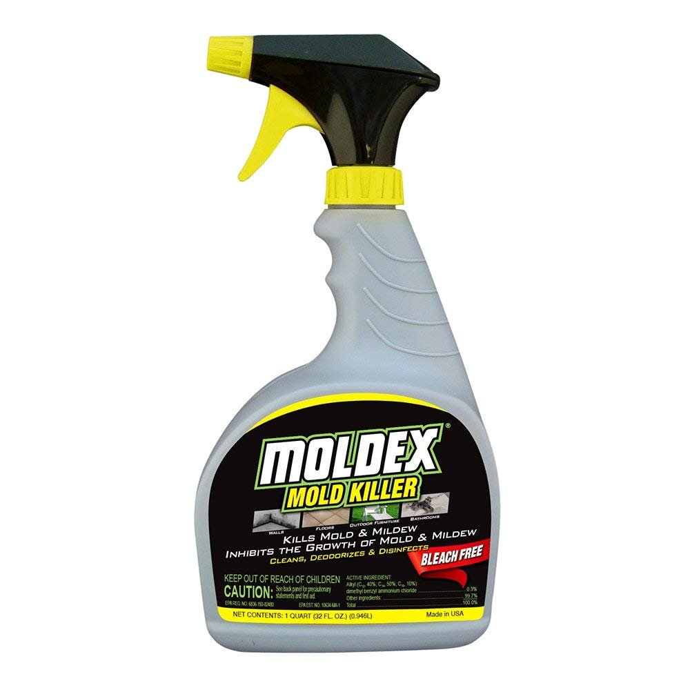 EnviroCare CORPORATION 5010 Moldex Mold Killer Trigger Sprayer, 32 Oz