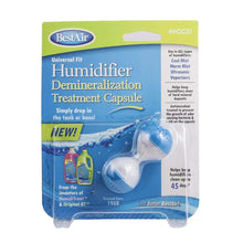 Load image into Gallery viewer, BestAir HCC31, Humidifier Demineralization Treatment Capsule, 1 Pink & Green
