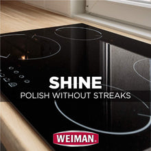 Load image into Gallery viewer, Weiman Cook Top Max Cleaner and Polish 9 oz