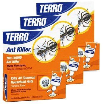 Terro 1 oz Liquid Ant Killer ll T100 (3 Pack)